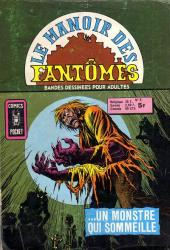 Le manoir des fantômes (1re série - Arédit - Comics Pocket)  -8- ...Un monstre qui sommeille