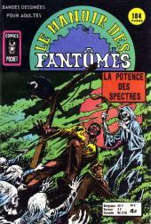 Le manoir des fantômes (1re série - Arédit - Comics Pocket)  -2- La potence des spectres