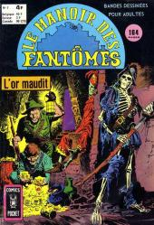 Le manoir des fantômes (1re série - Arédit - Comics Pocket)  -3- L'or maudit