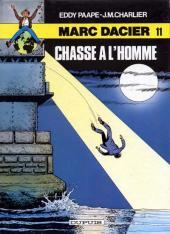 Marc Dacier (couleurs) -11b- Chasse à l'homme