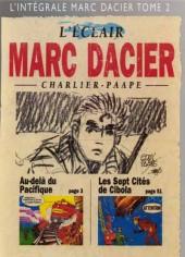 Marc Dacier (couleurs) -INT2- Intégrale Marc Dacier - Tome 2