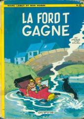 Marc Lebut et son voisin -6- La ford T gagne