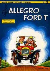 Marc Lebut et son voisin -1- Allegro Ford T