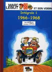 Marc Lebut et son voisin -Int01- Intégrale 1 : 1966-1968