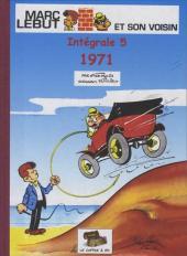 Marc Lebut et son voisin -Int05- Intégrale 5 : 1971