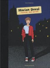 Marion Duval -INT- L'aventure cœur battant