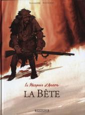 Le marquis d'Anaon -4a- La bête