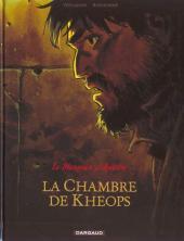 Le marquis d'Anaon -5- La chambre de Khéops