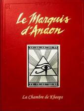 Le marquis d'Anaon -5TL- La chambre de kheops