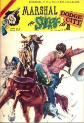 Marshal, le shérif de Dodge city -11- Le Docteur Hater