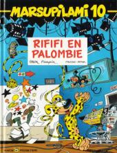Marsupilami (France Loisirs Album Double) -1011- Rififi en Palombie - Houba banana