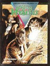 Martin Mystère -1- Les hommes en noir