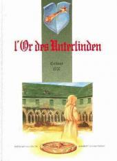Martin Lohrer (Une aventure de) -1- L'or des Unterlinden