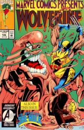 Marvel Comics Presents Vol.1 (Marvel Comics - 1988) -126- Wolverine ghost rider - approved by the comics code n° 126 : typhoid mary