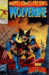 Marvel Comics Presents Vol.1 (Marvel Comics - 1988) -131- Wolverine, iron fist, ghost rider & cage, black widow