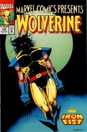 Marvel Comics Presents Vol.1 (Marvel Comics - 1988) -135- Wolverine, iron fist, ghost rider & cage, black widow