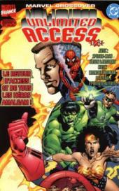 Marvel Crossover -10- Unlimited Access 1/2
