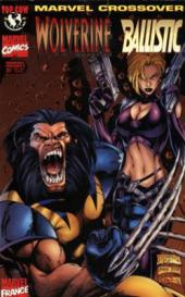 Marvel Crossover -4- Wolverine/Ballistic