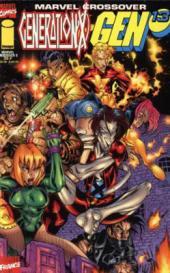 Marvel Crossover -8- Generation X/Gen13