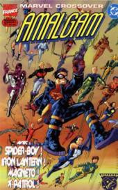 Marvel Crossover -9- Amalgam