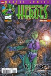 Marvel Heroes Hors Série (Marvel France - 2001) -13- La Chose-Miss Hulk: Longue nuit