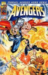 Marvel Heroes Hors Série (Marvel France - 2001) -6- Vengeurs Infiniment