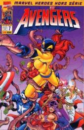 Marvel Heroes Hors Série (Marvel France - 2001) -7- Avengers: L'envers des choses