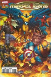 Marvel Icons (Marvel France - 2005) -6- Evasion (2)