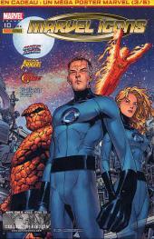 Marvel Icons (Marvel France 1re série) -10- Au pays des rêves
