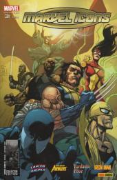 Marvel Icons (Marvel France 1re série) -31- Le fer et le feu