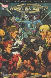 Marvel Icons (Marvel France 1re série) -32- Révolution