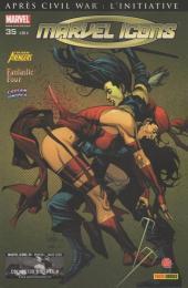Marvel Icons (Marvel France 1re série) -35- En piste!
