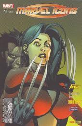 Marvel Icons (Marvel France - 2005) -41- Le poids des rêves (2)