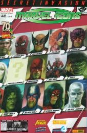 Marvel Icons (Marvel France - 2005) -48- L'empire (1)