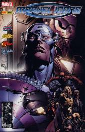 Marvel Icons (Marvel France - 2005) -9TL- Partenaires