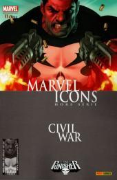 Marvel Icons Hors Série -11- Comment j'ai gagné la guerre