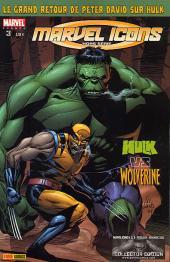 Marvel Icons Hors Série -3- L'île aux monstres