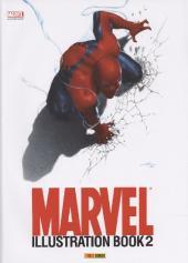 Marvel Illustration Book -2- Marvel Illustration Book 2