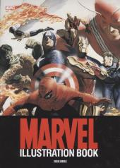 Marvel Illustration Book - Tome 1