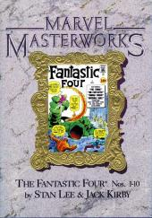 Marvel Masterworks (1987) -2- The Fantastic Four n° 1-10