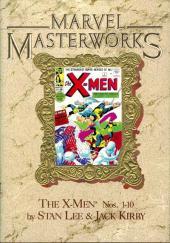 Marvel Masterworks (1987) -3- The X-Men n° 1-10
