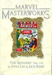 Marvel Masterworks (1987) -4- The Avengers n° 1-10