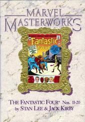 Marvel Masterworks (1987) -6- The Fantastic Four n° 11-20