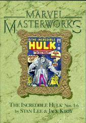 Marvel Masterworks (1987) -8- The Incredible Hulk n° 1-6