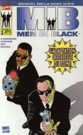 Marvel Méga Hors Série -1- Men in black