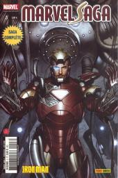 Marvel Saga (1re série - 2009) -3- Iron man - de mains de fer
