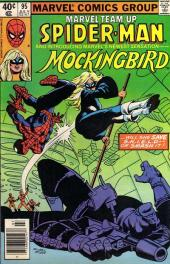 Marvel Team-Up (1972) -95- ... And No Birds Sing!