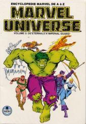 Marvel Universe (LUG) -3- Eternals - Imperial Guard