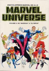 Marvel Universe (LUG) -5- Marrina - Olympus