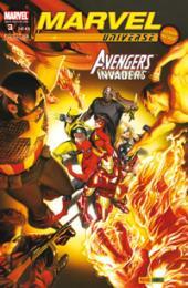Marvel Universe Hors Série (Panini - 2008) -3- Vengeurs/Envahisseurs (1)